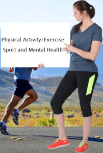 Course 2: Physical Activity-Exercise-Sport and Mental Health